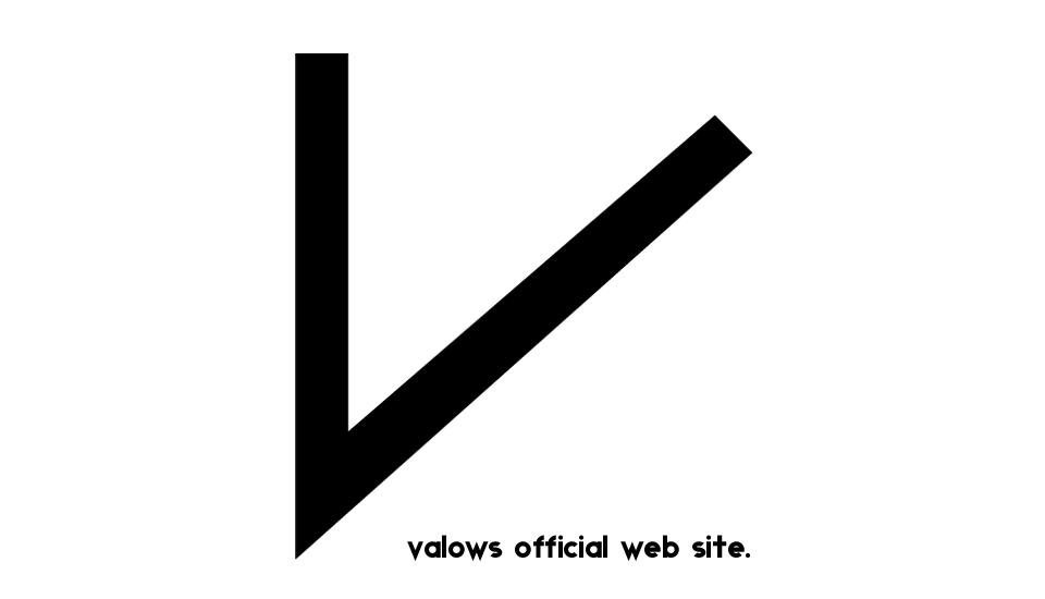 valows official web site